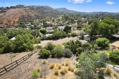 Santa Ana Single Family Home For Sale: 12402 Circula Panorama