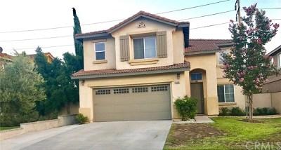 Rancho Cucamonga CA Single Family Home For Sale: $625,000
