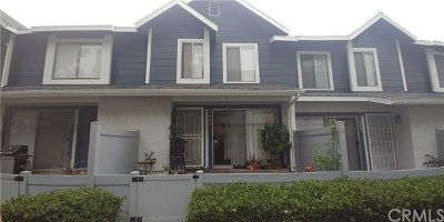 West Covina Condo/Townhouse Active Under Contract: 1693 Caffrey Lane