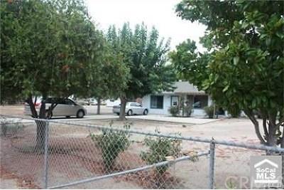 Murrieta Single Family Home For Sale: 41955 Lemon Street