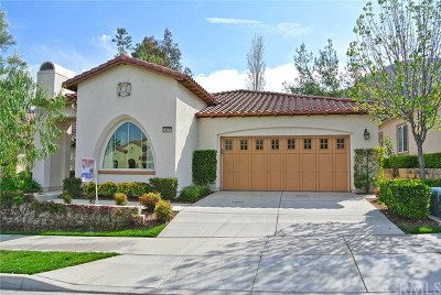 Corona Single Family Home Active Under Contract: 24377 Fawnskin Drive