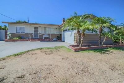 Garden Grove Single Family Home For Sale: 8172 Central Avenue