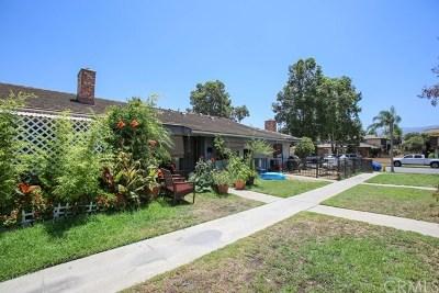 Corona Multi Family Home For Sale: 1125 W 9th Street