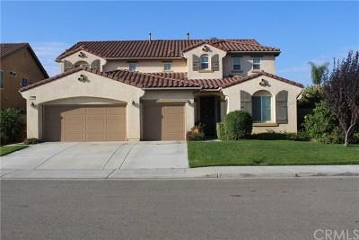 Corona Single Family Home For Sale: 13952 Camp Rock Street