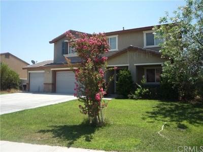 Perris Single Family Home For Sale: 649 Abelia Lane