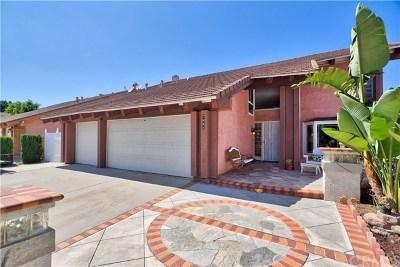 Anaheim Hills Single Family Home For Sale: 7441 E Calle Granada