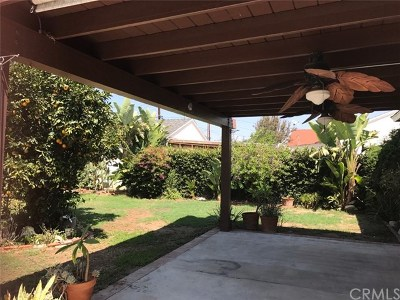 Whittier Single Family Home For Sale: 6847 Duchess Drive
