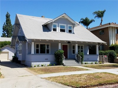 Corona Single Family Home For Sale: 919 Washburn Avenue