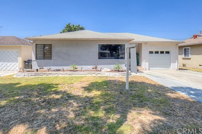 Downey Single Family Home For Sale: 12219 Eastbrook Avenue