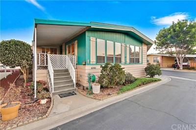 Long Beach Single Family Home For Sale: 3595 Santa Fe Avenue #12
