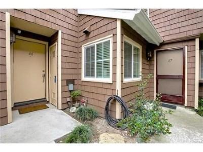 Garden Grove Condo/Townhouse For Sale: 12555 Euclid Street #46