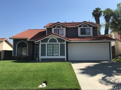 Temecula CA Single Family Home For Sale: $455,000