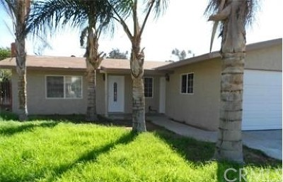 Corona Single Family Home For Sale: 3590 Wagoner Lane