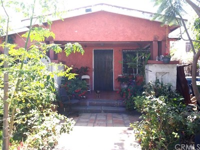Los Angeles Single Family Home For Sale: 3326 W 66th Street