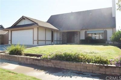 Santa Ana Single Family Home For Sale: 2914 S Rene Drive