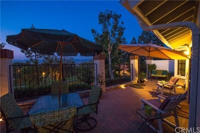 Anaheim Hills Condo/Townhouse For Sale: 5871 E Mountain Loop #10