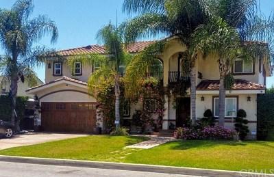 Downey Single Family Home For Sale: 9048 Farm Street