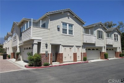 Rancho Cucamonga Condo/Townhouse For Sale: 7331 Shelby Place #64