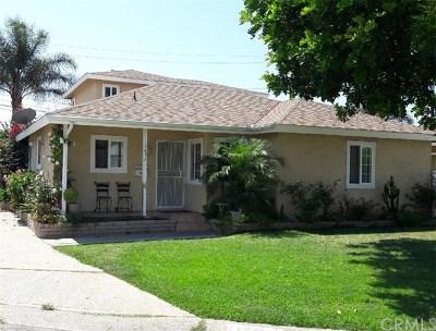 Orange County Single Family Home For Sale: 12052 Acacia Avenue