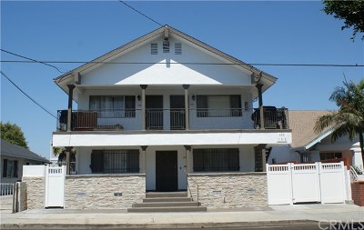 San Pedro Multi Family Home For Sale: 250 W 15th Street