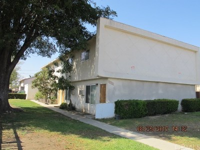 Corona Multi Family Home For Sale: 916 N Cota Street