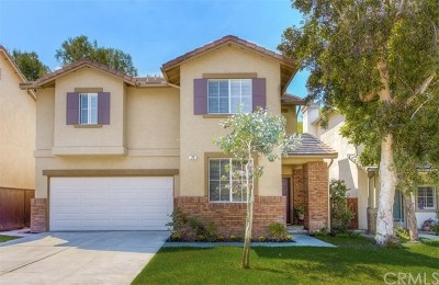 Irvine CA Single Family Home For Sale: $895,000