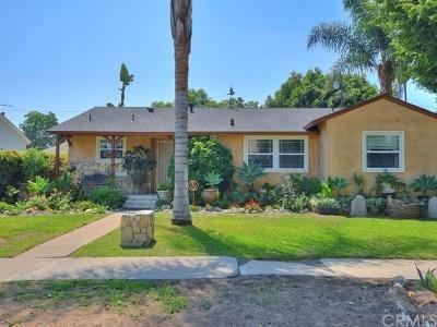 Santa Ana Single Family Home For Sale: 1530 W Marion Way