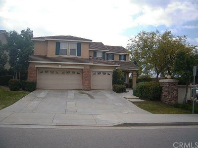 Single Family Home For Sale: 19029 Bergamont Drive