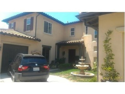 Single Family Home For Sale: 15517 Mission Preserve Place