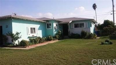 Rialto Single Family Home For Sale: 363 E 2nd Street