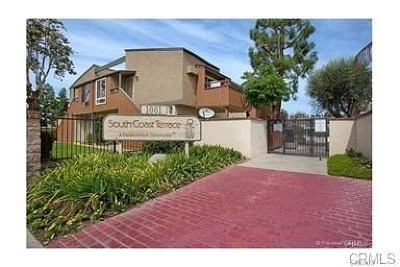 Santa Ana CA Condo/Townhouse For Sale: $265,000