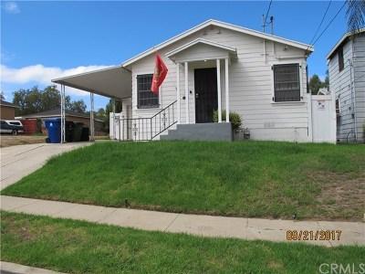 San Pedro Single Family Home For Sale: 717 N Bandini Street