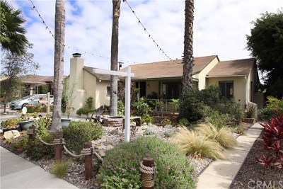 Long Beach Single Family Home For Sale: 2120 N Greenbrier Road