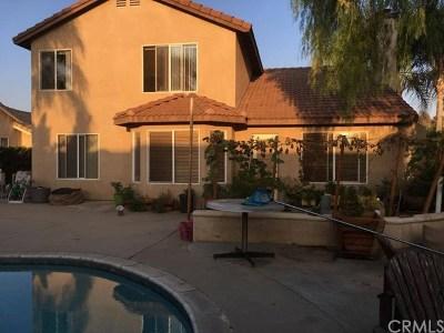 Riverside Single Family Home For Sale: 4373 Friesian Lane