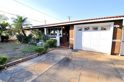 Santa Ana Single Family Home For Sale: 1029 W Glenwood Place