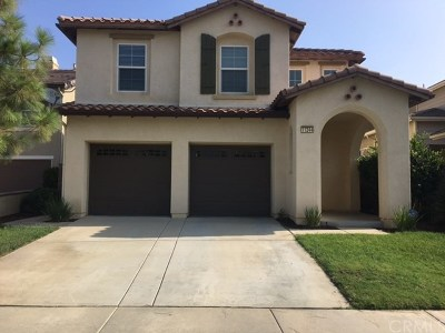 Corona Single Family Home For Sale: 11244 Pinecone