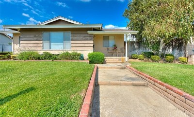 Rancho Cucamonga Single Family Home For Sale: 9120 Hemlock Street
