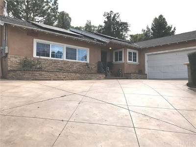 Norco Single Family Home For Sale: 4591 Crestview Drive