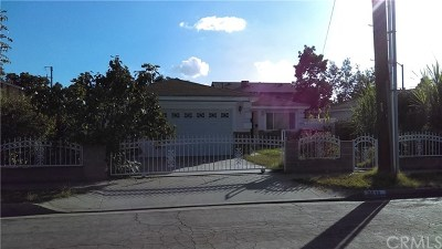 Downey CA Single Family Home For Sale: $435,000