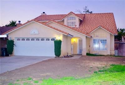 Rialto Single Family Home For Sale: 3496 N Plum Tree Avenue