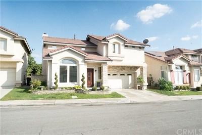 Rancho Cucamonga Single Family Home For Sale: 7153 Trivento Place