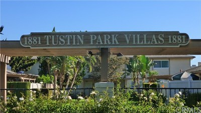 Tustin Condo/Townhouse For Sale: 1881 Mitchell Avenue #35