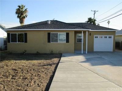 San Bernardino Single Family Home For Sale: 25505 Amanda Street