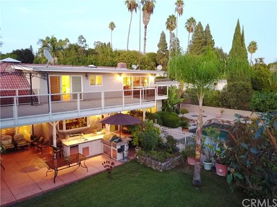 Fullerton Single Family Home For Sale: 1300 Miramar Drive