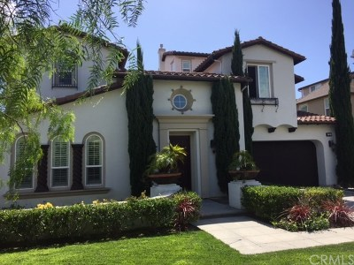 Ladera Ranch Single Family Home Active Under Contract: 18 Elissa Lane