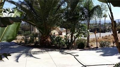 Riverside Single Family Home For Sale: 6092 Alhambra Avenue