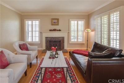 Santa Ana Single Family Home For Sale: 1818 N Towner Street