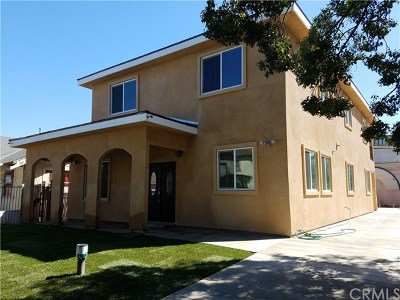 Santa Ana Single Family Home For Sale: 710 E 2nd Street