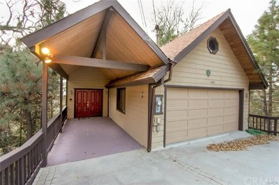 Lake Arrowhead Single Family Home For Sale: 1290 Innsbruck Drive