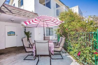 Laguna Beach Multi Family Home For Sale: 861 Park Avenue